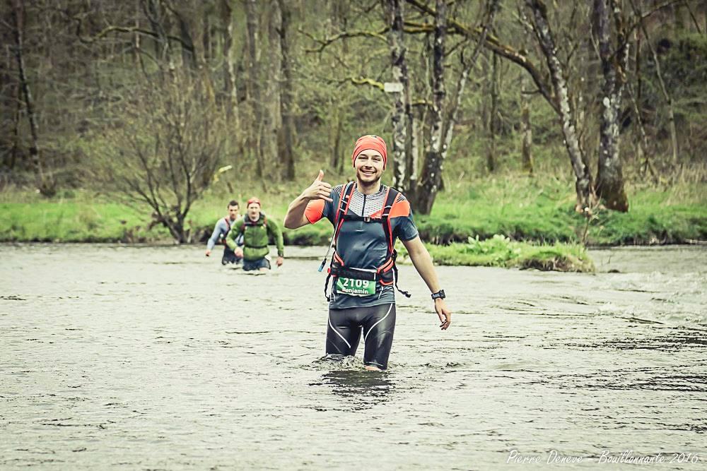 Traversée de la Semois en Belgique avec les KIPRACE Trail