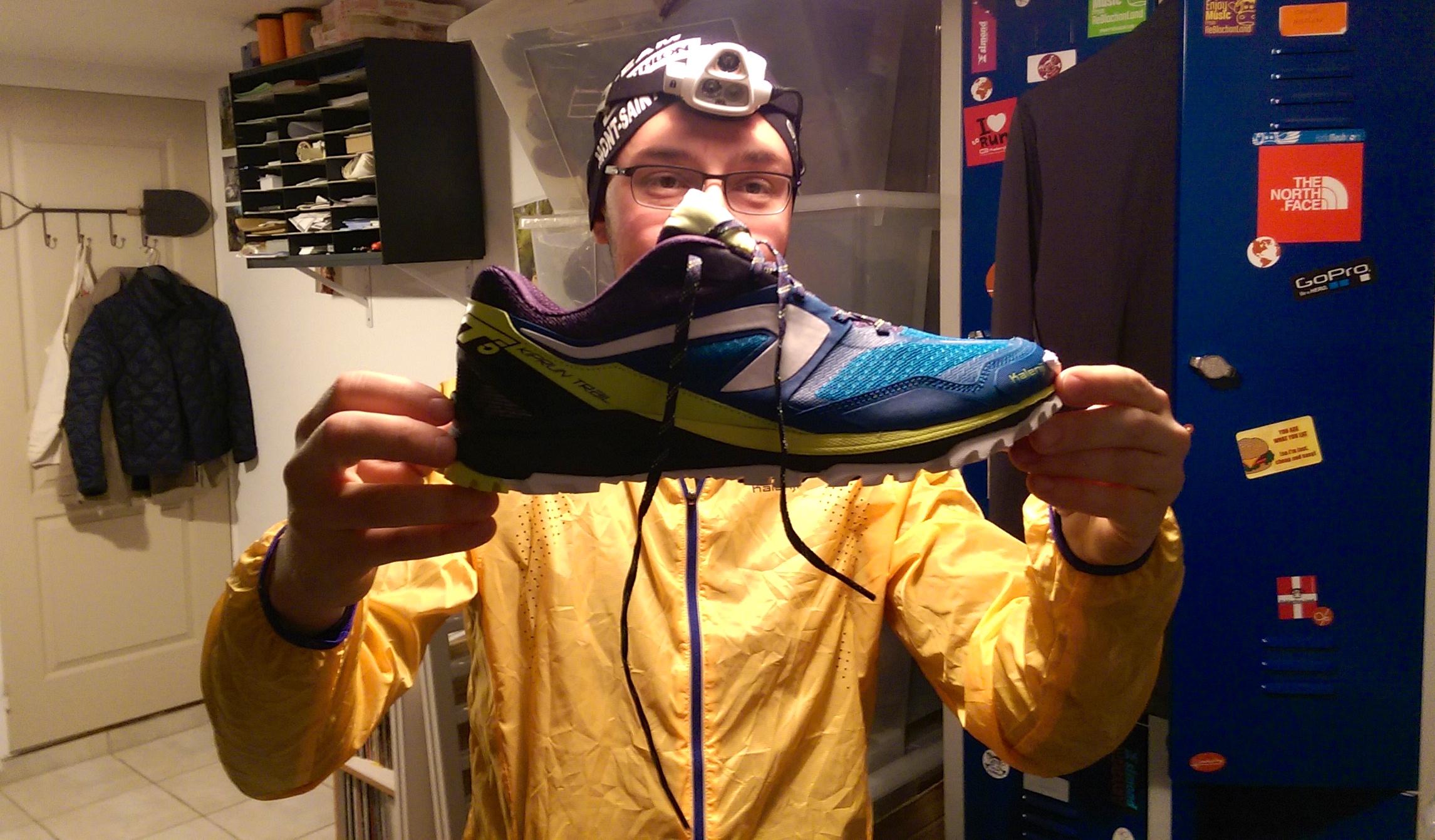 Test de la chaussures trail XT (Décathlon)