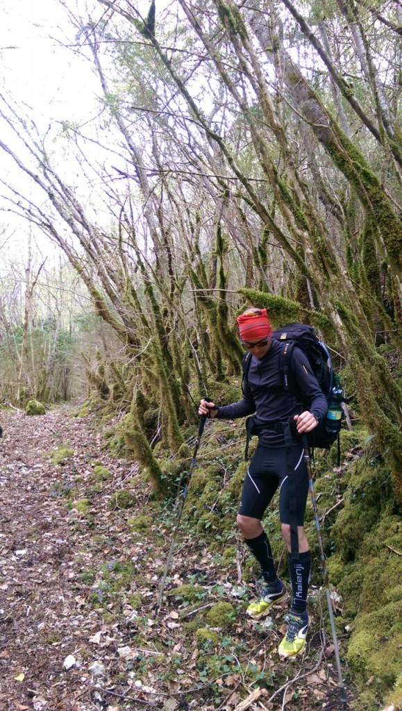 Les Kiprace restent polyvalentes même en randonnée