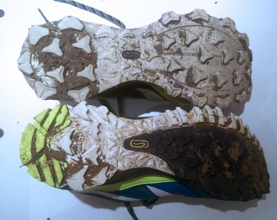 Semelle des chaussures trail kalenji