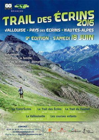 Trail des Ecrins