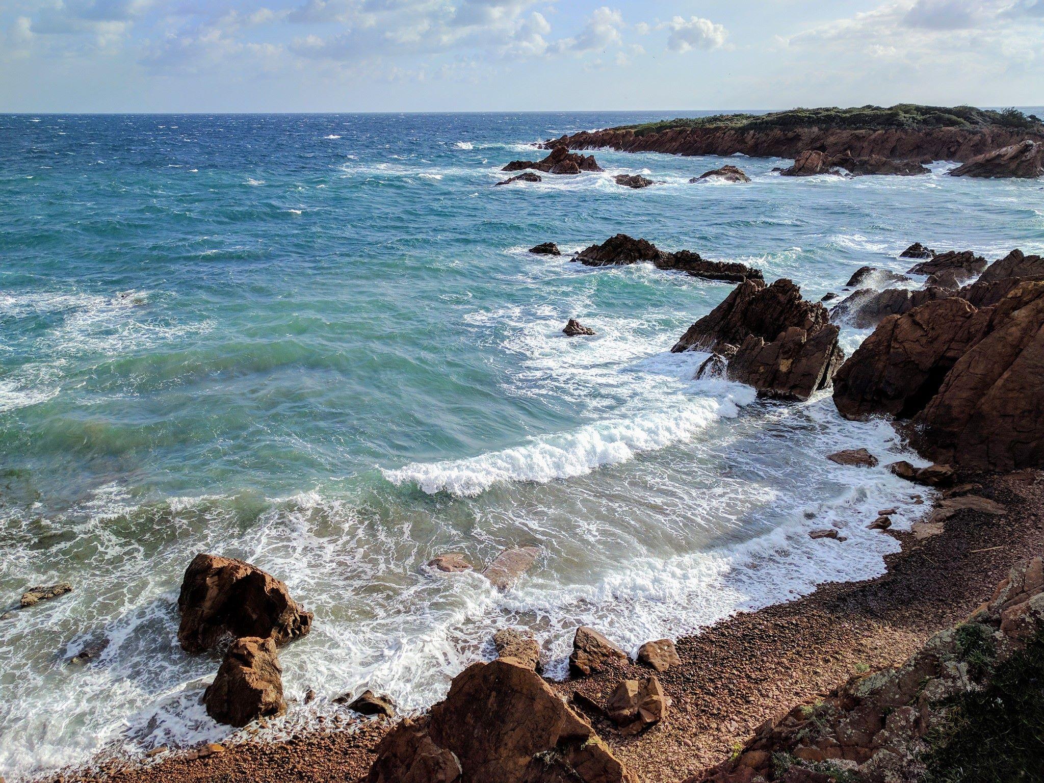 Sentier du littoral pour les balades